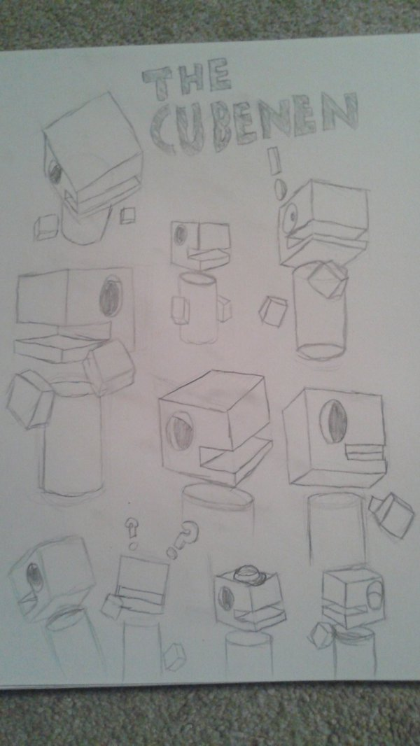 The Cubenen